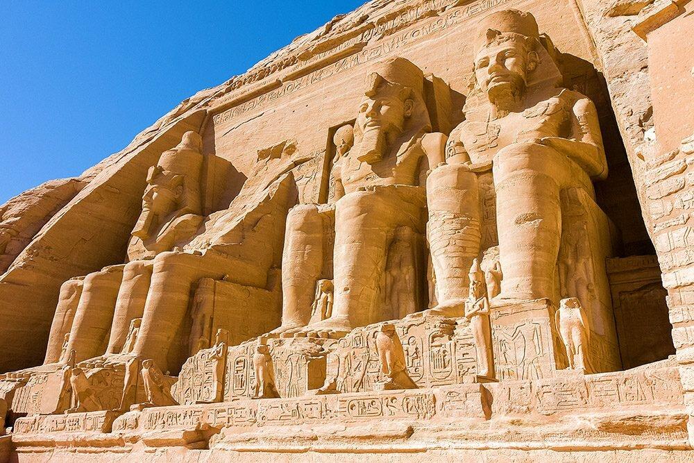 Древнеегипетский храм: часть вторая
