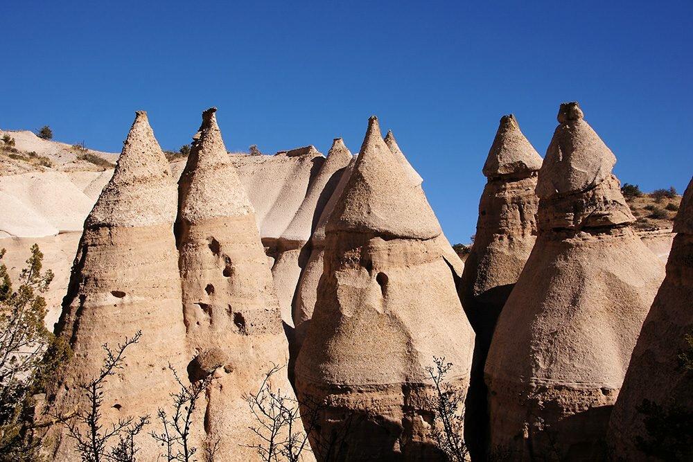 Скалы-палатки Каша-Катуве